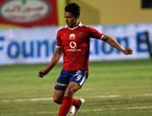 عمرو جمال جاهز لتدعيم الأهلي أمام طنطا رغم كدمة الأنكل