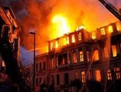 مصرع طفل وإصابة 11 شخصًا جراء اندلاع حريق بمبنى سكنى شرقى فرنسا