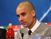 جوارديولا: نحتاج 3 انتصارات وتعادل لتحقيق ما لم يحققه أي فريق آخر