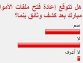 63 % من القراء يستبعدون فتح ملفات أموال آل مبارك المهربة بعد وثائق بنما