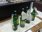 شرطة السياحة تضبط زجاجات مولوتوف داخل ملهى ليلى بالغردقة