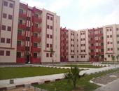 جولة لمساعد نائب وزير الإسكان بالسادات لمتابعة أعمال تشطيب وحدات سكنية