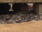 صحافة المواطن: انتشار القمامة والمجرمين أسفل كوبرى 45 الدولى
