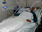 """""""صحافة المواطن"""".. مصاب بالشلل الدماغى يطالب بعلاجه فى الخارج"""