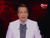 """تامر أمين يطلق هاشتاج """"مصر و السعودية إيد واحدة"""""""