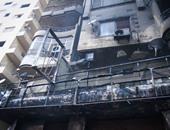 مصرع طفل إثر اندلاع حريق داخل شقة سكنية فى الصف
