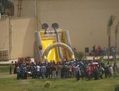 هندسة كفر الشيخ تنظم احتفال يوم اليتيم بحضور هيئة التدريس