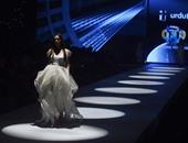 """أزياء متنوعة لمصمم الأزياء الباكستانى """"Deepak Perwani"""" ضمن أسبوع الموضة بباكستان"""