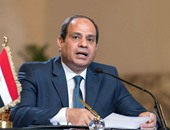 الرئيس السيسي يبدأ كلمته للشعب المصرى بمناسبة عيد تحرير سيناء
