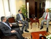 وزير الإسكان السعودى يزور بنك التعمير والإسكان للتعرف على التجارب المصرية