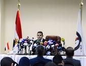 بدء المؤتمر الصحفى للنائب العام المساعد لشرح غموض مقتل ريجيني