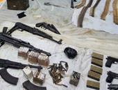 الإنتربول: ضبط مئات الأسلحة وأكثر من 460 مليون دولار  فى عملية دولية