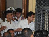 """""""غسيل الأموال"""" تعيد محسن السكرى لخلف القضبان أمام الجنايات"""