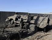 تفجير انتحارى يستهدف الجيش الوطنى الليبى غرب بنغازى