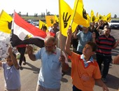 القبض على 10 عناصر إخوانية فى تظاهرات اليوم على مستوى الجمهورية