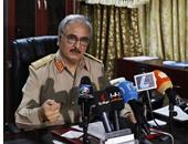 وكالة روسية: لندن تتبع خطى موسكو وتدعم خليفة حفتر فى ليبيا