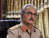 المبعوث الأممى إلى ليبيا غسان سلامة يلتقى المشير حفتر لبحث معركة طرابلس