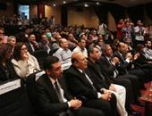 """وزير الشباب والرياضة يشارك فى حفل تأبين """"الخال"""" بنقابة الصحفيين"""