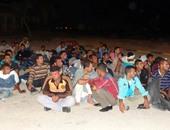 قوات الأمن تبحط تسلل 16 مواطنا من 8 محافظات إلى ليبيا عن طريق السلوم