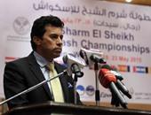 وزير الرياضة يزور اللجنة البارالمبية اليوم