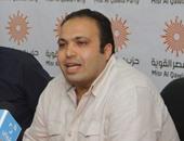 تجديد حبس نائب رئيس حزب مصر القوية 15 يوما بقضية المحور الإعلامى للإخوان