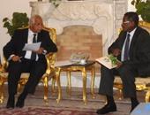 محافظ القاهرة يناقش توقيع بروتوكول للتدريب مع وزير تنمية السودان