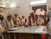 بالصور.. البابا تواضروس يدشن كنيسة أوترخت بهولندا