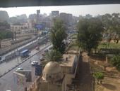 بالفيديو..ارتباك مرورى فى القاهرة والجيزة بعد سقوط أمطار غزيرة فى العاصمة