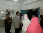 إحالة 20 طبيباً إلى التحقيق لتركهم العمل بمستشفى سمسطا المركزى فى بنى سويف