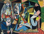 """لوحة """"نساء الجزائر"""" لـ """"بيكاسو"""" تباع بــ 179.4 مليون دولار"""