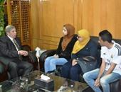 محافظ الإسماعيلية: تخصيص مسرح مكتبة مصر العامة لطلاب مدرسة الهيئة