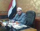 أوقاف الإسماعيلية تعقد اجتماعا موسعا مع مديرى الإدارات الفرعية والمفتشين