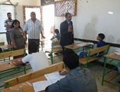28 قيادة أمنية يتفقدون اليوم مدارس الجمهورية أثناء امتحانات الثانوية العامة
