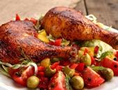 تناولى الدجاج الدايت فى أفضل مذاق بخلطة الزبادى والبهارات