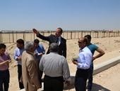"""""""محلب"""" يوافق على تخصيص قطعة أرض لإقامة مستشفى للقوات المسلحة بدمنهور"""