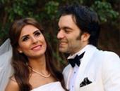 """""""حتى آخر نفس"""".. فيديو يجمع أجمل لحظات شريف رمزى و ريهام أيمن"""
