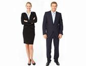 لو متقدم لطلب عمل ارتدى ملابس رسمية وتجنب الألوان الفاقعة