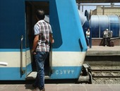 المترو يخفض سرعة القطارات بالخطين الأول والثانى بسبب ارتفاع درجات الحرارة