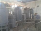 الجيزة: الإنتهاء من المرحلة الأولى لمحطة مياه الحوامدية نهاية العام