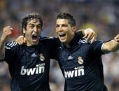 راؤول وراء بقاء رونالدو في ريال مدريد