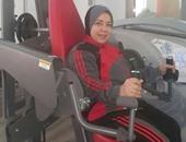 المرأة الحديدية فاطمة عمر تحتفل بعيد ميلادها اليوم