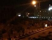 """""""واتس آب اليوم السابع"""".. مظاهرة لعناصر الإخوان فى الحى الأول بـ6 أكتوبر"""