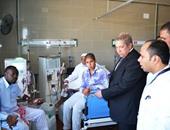محافظ الإسماعيلية يعدل عن إقالة مدير المستشفى العام ويحيله للتحقيق