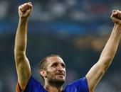 يورو 2016.. كيللينى يسجل هدف إيطاليا الأول فى شباك إسبانيا