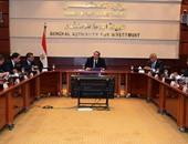 سلمان يلتقى ممثلى بنوك دولية لبحث إنشاء منطقة بتروكيماويات بـ7.5 مليار دولار