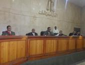 تأجيل إعادة محاكمة 27 إخوانيا بقضية اقتحام ديوان محافظة سوهاج لجلسة 7 مارس