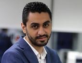 """خالد إبراهيم يتحدث عن الصحافة الإلكترونية والسوشيال فى """"بانورما الشباب"""""""