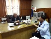 التحقيق مع عامل بمستشفى كفر الدوار لنشره إشاعات عن تلوث مياه المستشفى