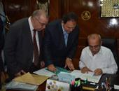 محافظ كفر الشيخ يعتمد نتيجة الصف السادس الابتدائى بنسبة 82.7%