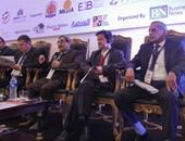 """خلال مؤتمر """"الطاقة ومستقبل الاستثمار فى مصر"""".. سالمان: 45 مليار دولار استثمارات متوقعة فى مشروعات الطاقة خلال 10 سنوات.. وزير الكهرباء: 136 شركة تأهلت لتنفيذ مشروعات مختلفة لإنتاج الطاقة المتجددة"""